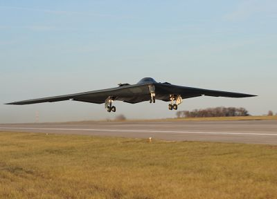 aircraft, bomber, B-2 Spirit - related desktop wallpaper