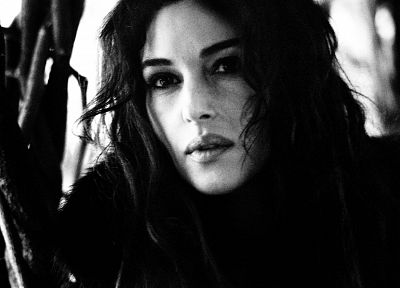 Monica Bellucci, models - desktop wallpaper