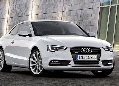 cars, Audi A5 - related desktop wallpaper