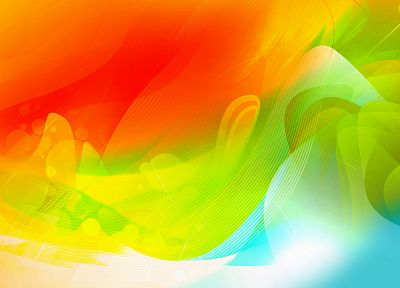 abstract, multicolor - desktop wallpaper