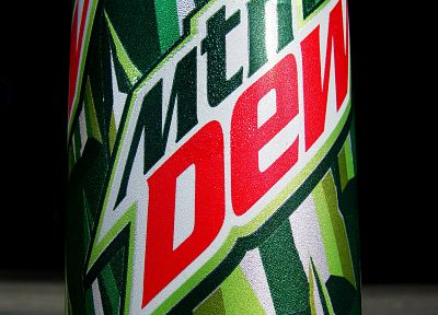 Mountain Dew, soda cans - random desktop wallpaper