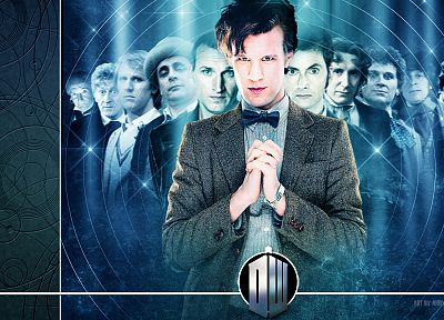 Matt Smith, doctors, Eleventh Doctor, Doctor Who - random desktop wallpaper