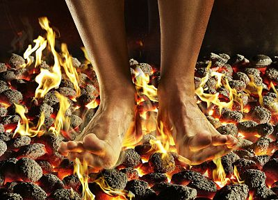 fire, feet, fire dancing - related desktop wallpaper