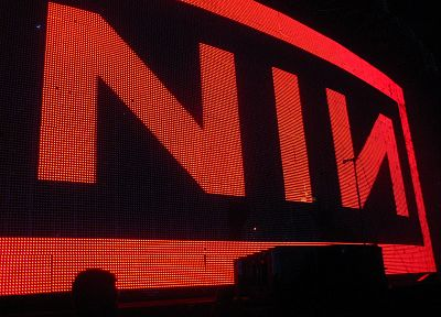 Nine Inch Nails, music, music bands - random desktop wallpaper