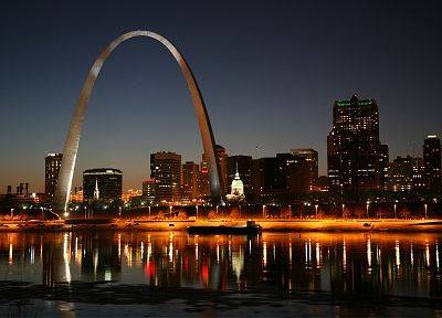 St Louis, St. Louis Arch, cities - related desktop wallpaper