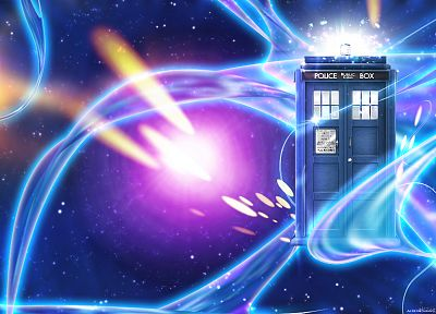 TARDIS, Doctor Who - random desktop wallpaper