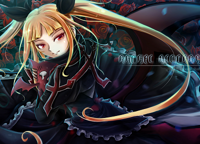 Blazblue, Rachel Alucard - random desktop wallpaper
