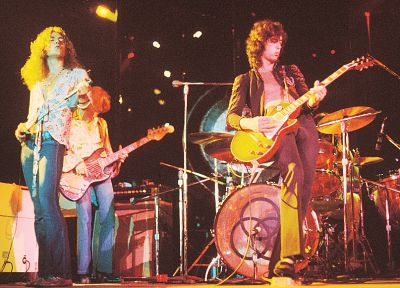 music, Led Zeppelin, music bands - desktop wallpaper