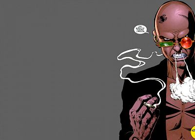 comics, Transmetropolitan, Spider Jerusalem, Vertigo Comics - related desktop wallpaper