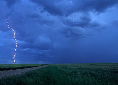 storm, Canada, National Park - desktop wallpaper