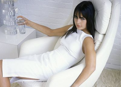women, Jordana Brewster - random desktop wallpaper