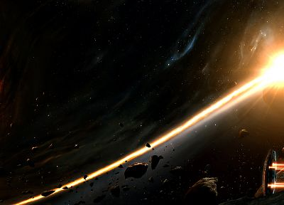 outer space, planets, blackhole - random desktop wallpaper
