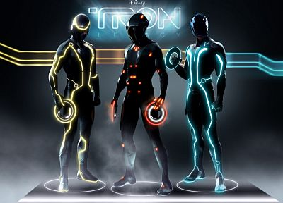 Tron - related desktop wallpaper