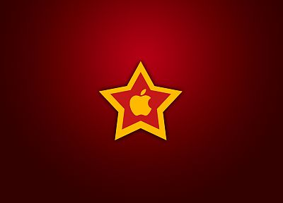 Apple Inc., Communist - related desktop wallpaper