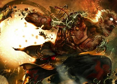 video games, wrath, Asura's Wrath - random desktop wallpaper
