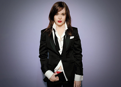 women, Ellen Page, actress - related desktop wallpaper