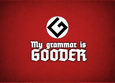 grammar nazi - random desktop wallpaper
