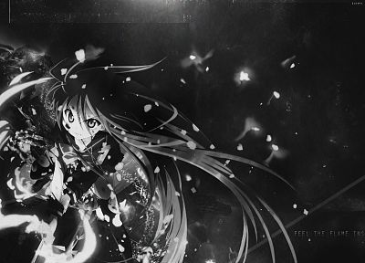 Shakugan no Shana, Shana - related desktop wallpaper