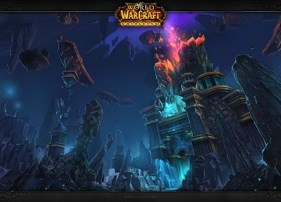 World of Warcraft, fantasy art, World of Warcraft: Cataclysm - random desktop wallpaper
