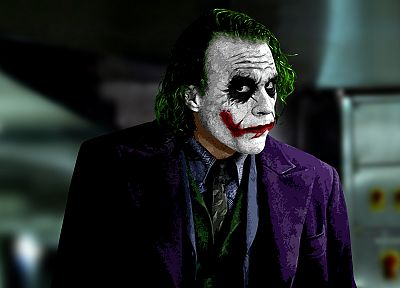 Batman, movies, The Joker, The Dark Knight - random desktop wallpaper