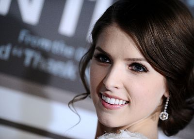 women, Anna Kendrick - desktop wallpaper