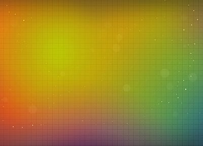 grid, gradient - random desktop wallpaper
