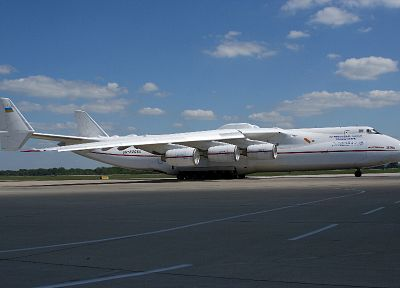 aircraft, Antonov An-225, Ukrainian - random desktop wallpaper