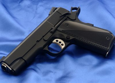 pistols, guns, weapons, M1911, .45ACP, handguns, Ed Brown Products - related desktop wallpaper