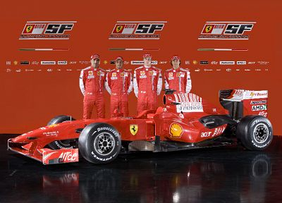 cars, Ferrari, Formula One - desktop wallpaper