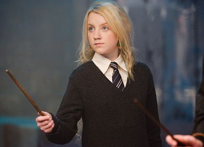 movies, Harry Potter, Luna Lovegood, Evanna Lynch - random desktop wallpaper